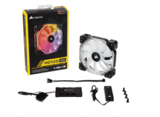 ΕΞΑΡΤ CORSAIR Case fan HD120 RGB+Cntrl