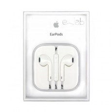 APPLE MMD827 ZMB EARPODS WITH REMOTE AND MIC BLISTER