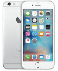 APPLE iPhone 6 64GB SILVER GRADE AB