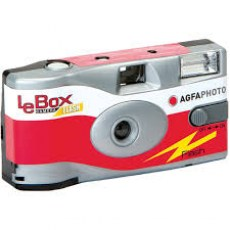 Agfa LeBox Flash 35mm Disposable Camera