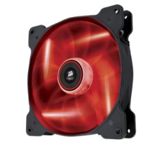 Case Fan Corsair AF140-LED, Red,