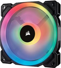 Case Fan Corsair LL120 RGB Dual Light Loop 140mm