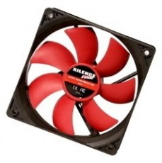 Case Fan XilenceDark COO-XPF120.R Black-Red