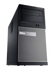 DELL PC Optiplex 3010 MT, i5-3470, 4GB, 500GB HDD, DVD-RW, REF SQR