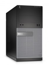 DELL SQR PC OptiPlex 3020 MT, i5-4570, 4GB, 250GB HDD, DVD, βαμμένο