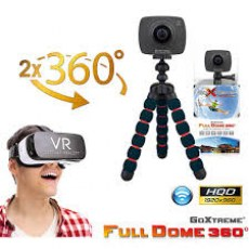 GOXTREME DOUBLE 360 PANORAMA WIFI & VR CAM