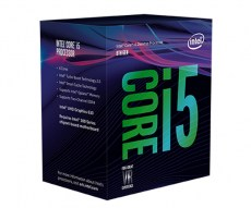 INTEL CPU Core i5-8400, BX80684I58400
