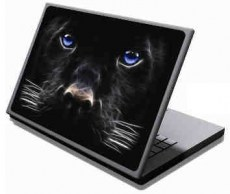 LAMTECH 9.2-12.4 LAPTOP SKIN DOG BLUE EYES