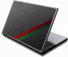 LAMTECH 9.2-12.4 LAPTOP SKIN GREY PRINT
