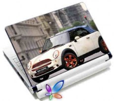 LAMTECH 9.2-12.4 LAPTOP SKIN MINI COOPER
