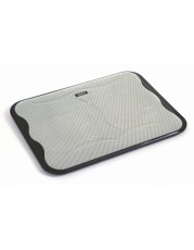 OMEGA LAPTOP COOLER PAD  ICE CUBE ΜΑΥΡΟ