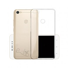 POWERTECH Θήκη Ultra Slim για Xiaomi Redmi Note 5A, Transparent
