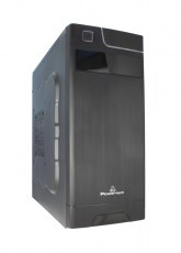 POWERTECH Case, 2x USB 3.0, PSU 450watt