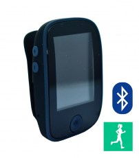 POWERTECH Video-music player PT-661, Bluetooth, Pedometer, FM, μαύρο