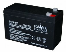 Powerkingdom μολύβδου battery 12Volt 9Ah8