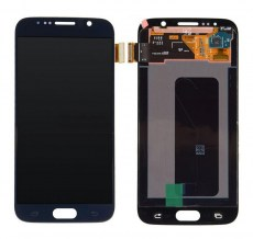 SAMSUNG LCD original Screen για Galaxy S6 SM-G920F, Black