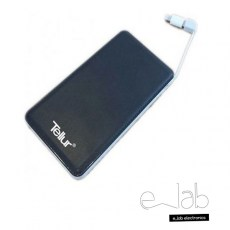 TELLUR POWER BANK SUPER SLIM LINE 5000MAH BLACK