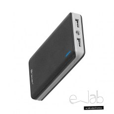 TRACER MOBILE POLYMER BATTERY 8000MAH BLACK-GREY