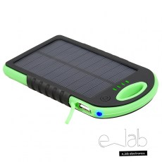 TRACER SOLAR MOBILE BATTERY 5000 mAh